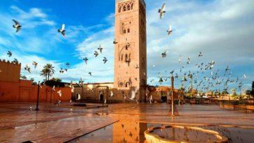 Hôtel ville Marrakech