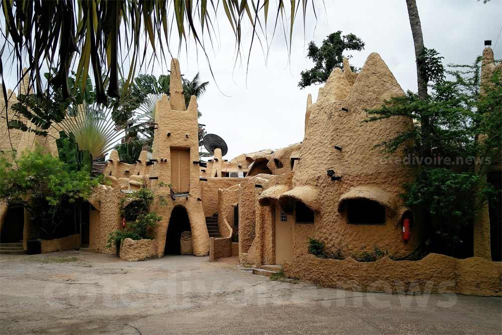Hôtel le Wafou à Abidjan