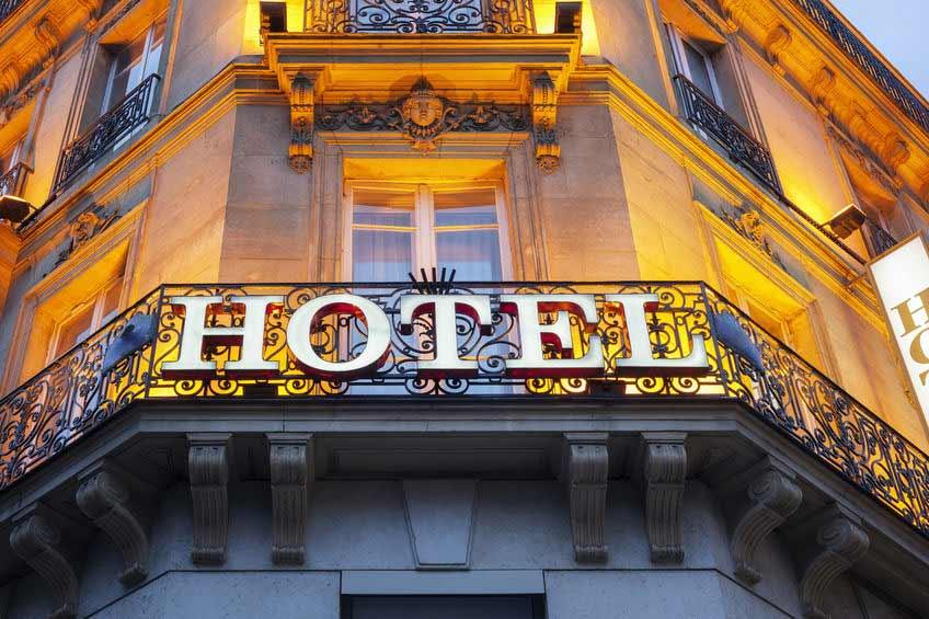 Meilleurs hôtel Paris 5 étoiles