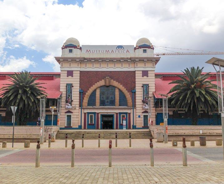Museu M Africa Johannesburg