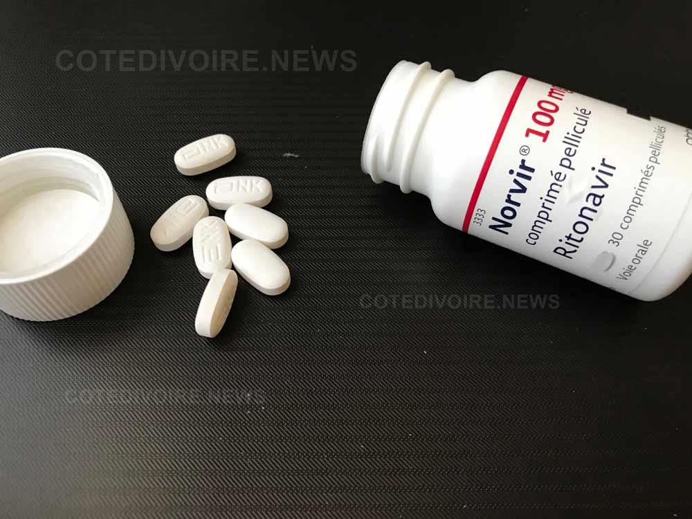 Médicament vih Norvir