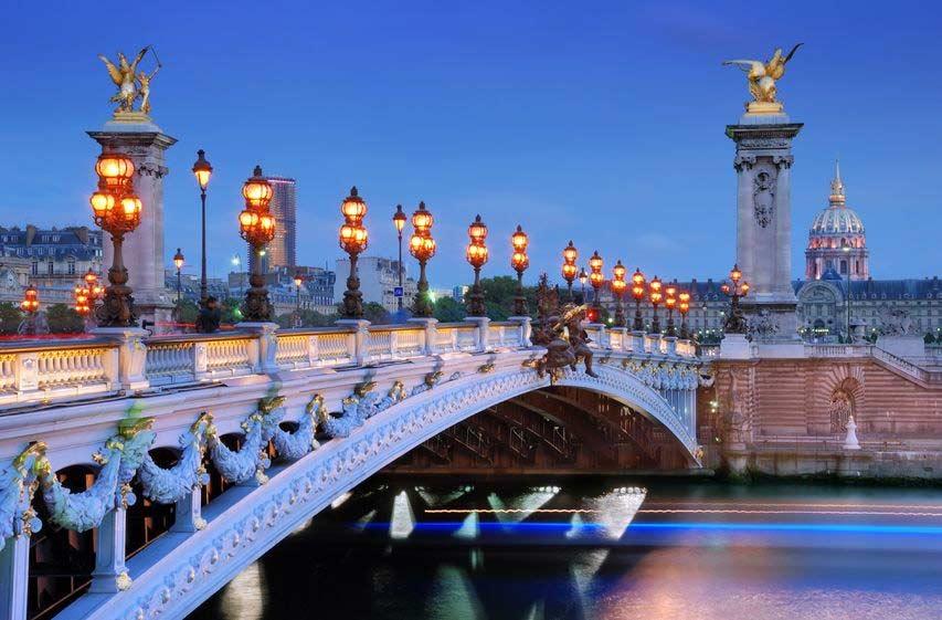 Paris première de ville France