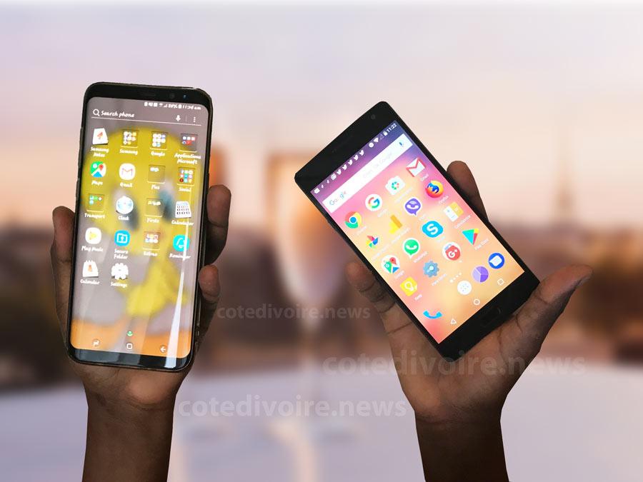 Portabilité téléphone Côte d'Ivoire