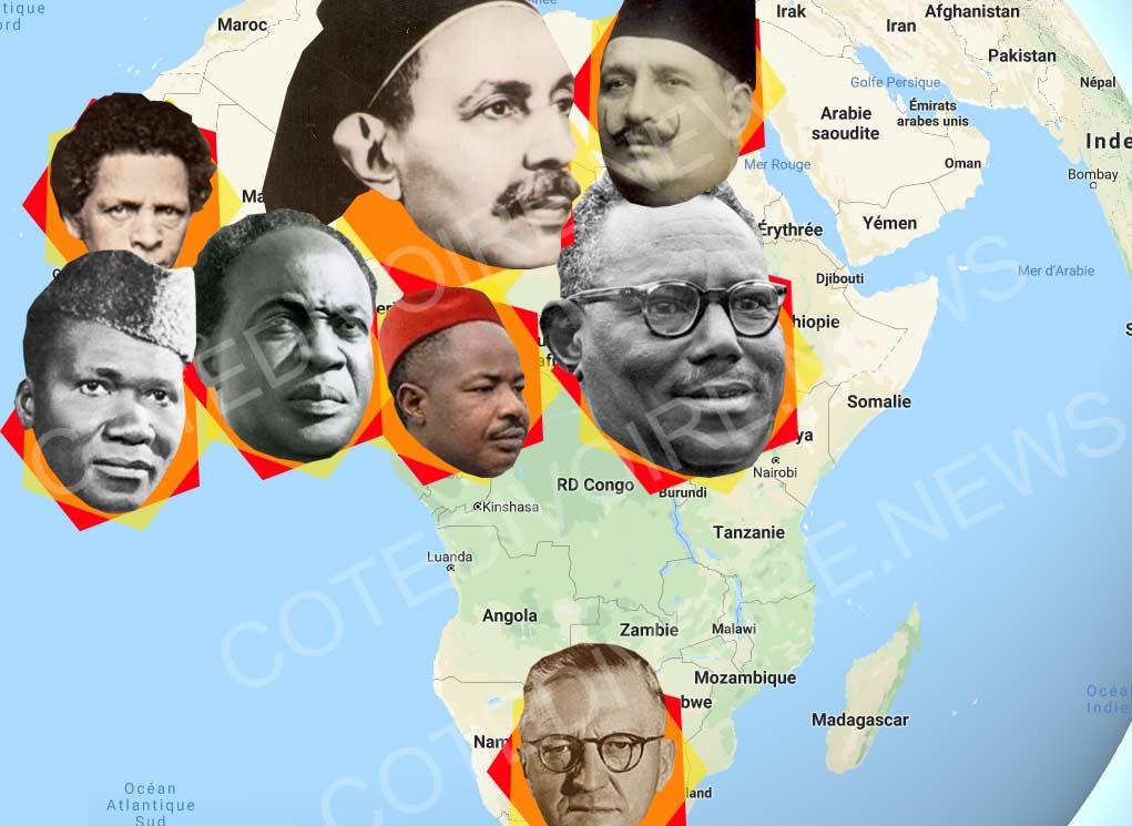 Président Afrique post colonisation