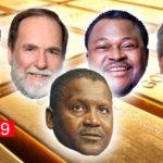 Classement Africains les plus riches 2019