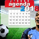 Calendrier France 2018 Match