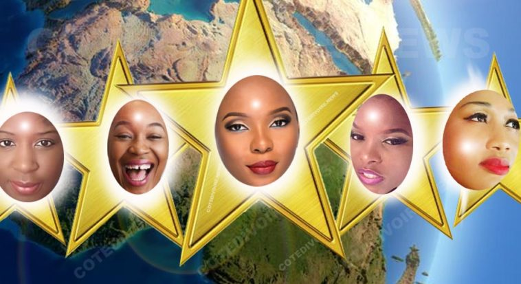 Chanteuses Africaines populaires en France