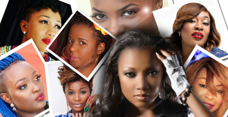 Chanteuse africaines Francophone