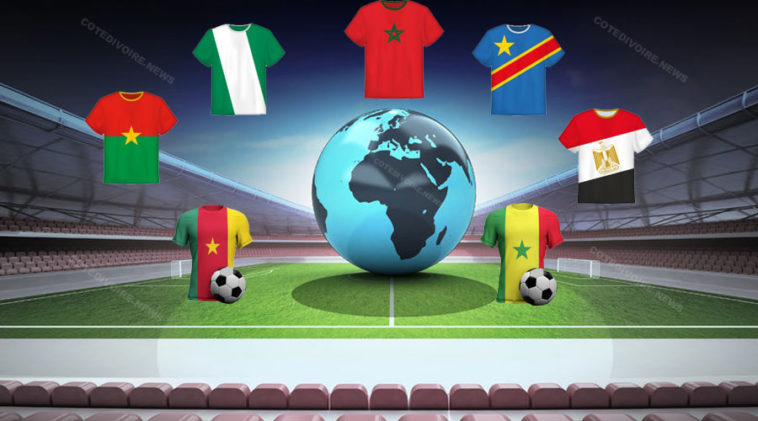 Fifa résultat: meilleurs équipes africaines