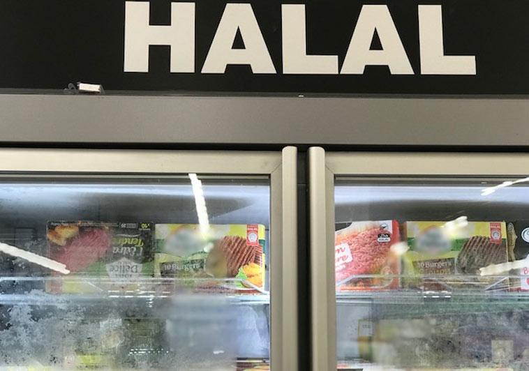 Halal taxé produit loi Macron