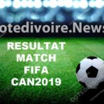 résultat footballmatch