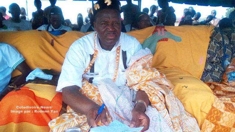 Landjibonou Candidat Jean Kouassi Abonouan