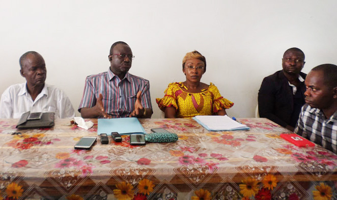 Amadou Bamba appel au calme