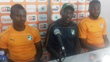 équipe foot éléphant en Côte d'Ivoire