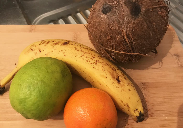 Cupcake : Gâteau au fruit recette