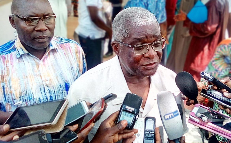 Maire de Bouaké - Côte d'Ivoire