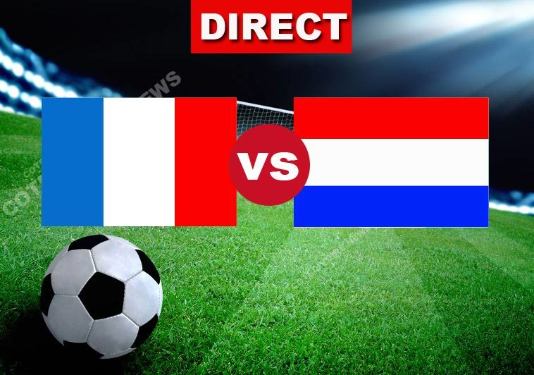 Direct Match Pays-Bas - France
