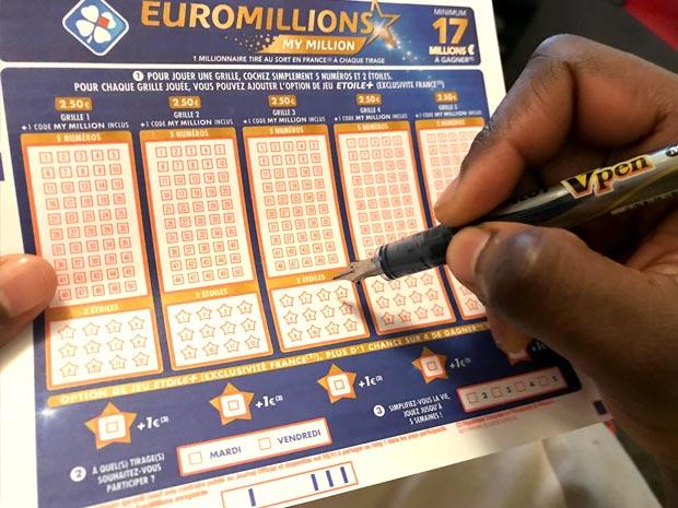 Tirage Euro-million du mardi 27 novembre