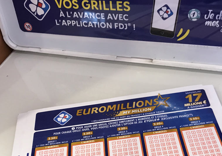 68097fa736c5fb Résultats EuroMillions Tirage mardi 4 décembre - My Million - 57 millions