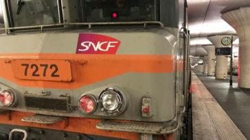 SNCF : train, service en grève