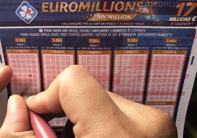 FDJ : Histoire de Mymillion - Euromillion
