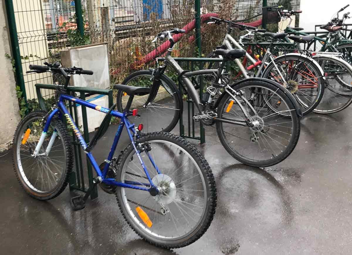 Vélo alternative à la mobilité