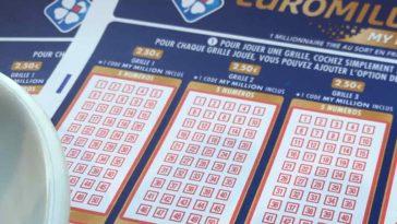 Euromillions 15 01 19
