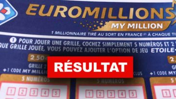 Tirage Euromillions du 4 01 2019