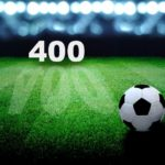 Messi 400 buts