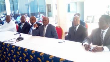 Conseil régional à Gbêké