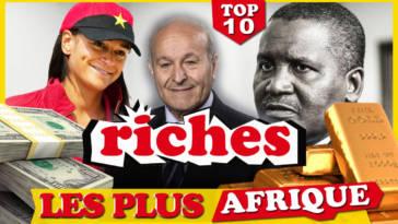 Hommes riches d'Afrique 2019