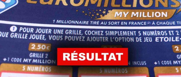 Tirage Euromillions du 5-2-19