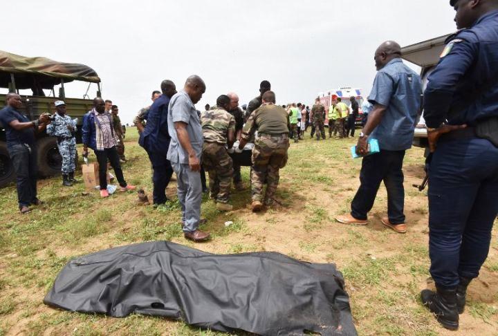 étudiant tué à Bouaké