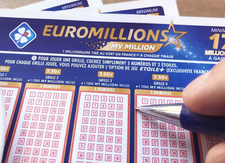 Tirage mardi de l'Euromillion 02 04 19