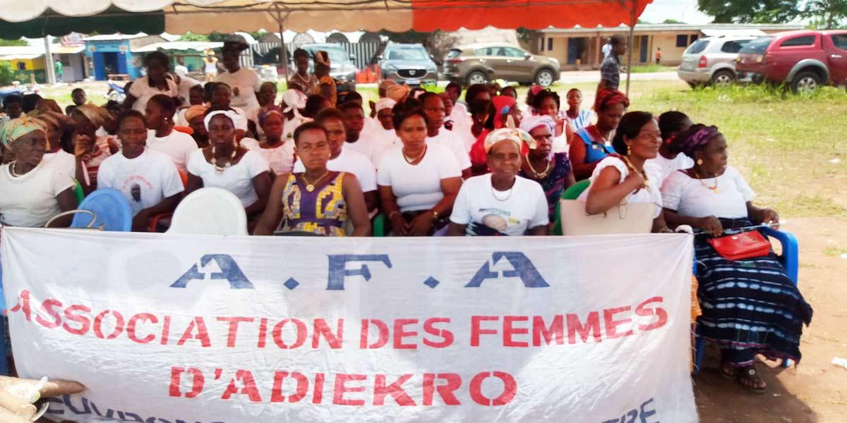"""Célébration des Femmes Côte d""""Ivoire"""