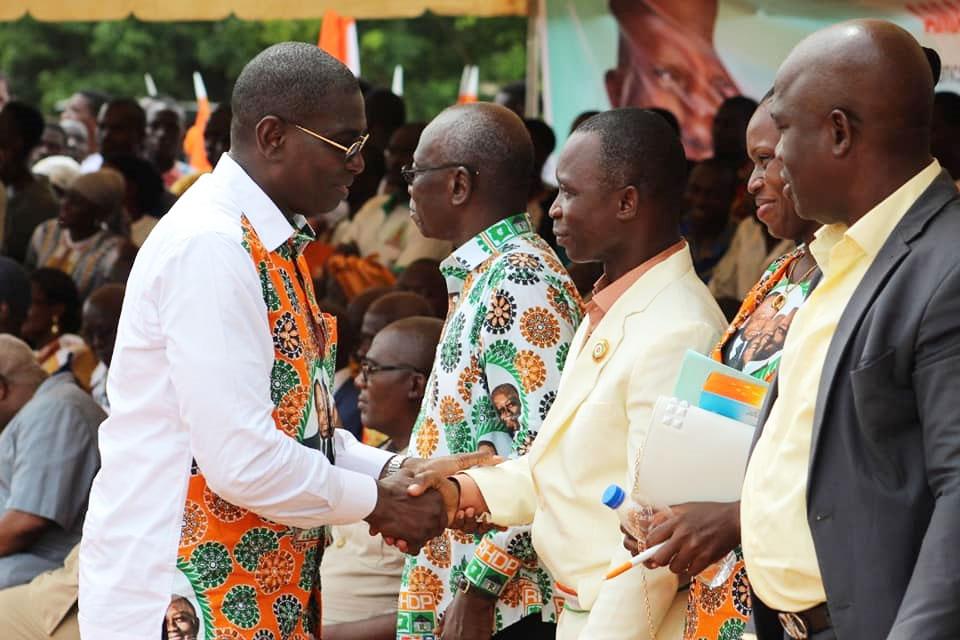 ministre Anoble Felix M cote d'ivoire