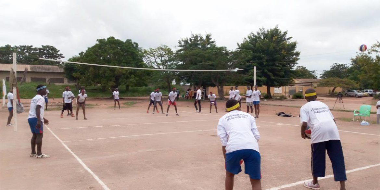 Cour volley ball Bouaké