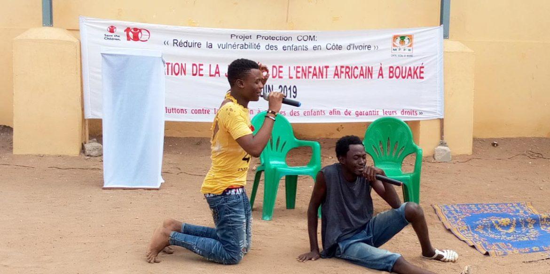 Journée enfant Bouaké