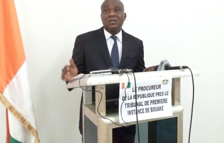 Béoumi : Procureur république de Côte d'ivoire ci