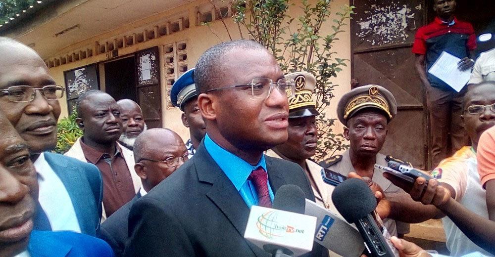 Sidi Toure : Ministre des médias ivoiriens