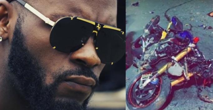 Mort DJ Afarat voici la moto