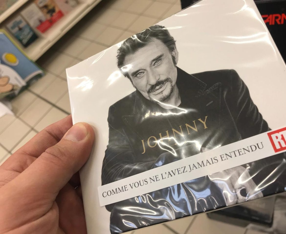 johnny hallyday album 2019