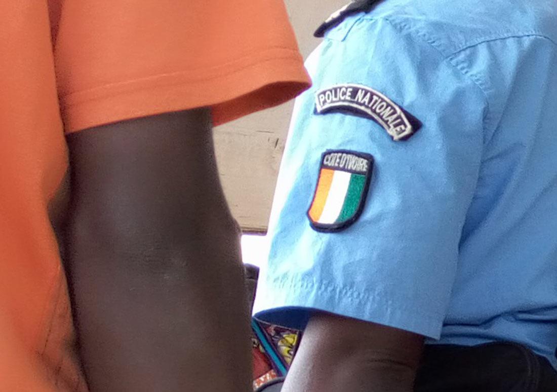 Rackette Police Côte d'Ivoire