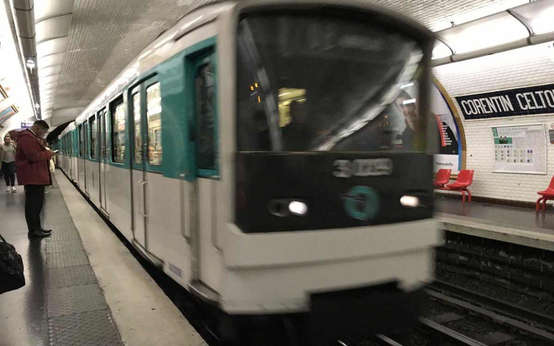 Grève RATP du 5 décembre