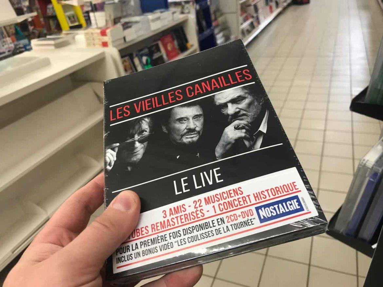 Live : Les Veilles Canailles