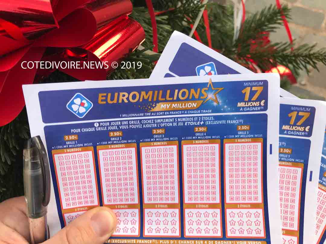 Euromillions 10 12 19